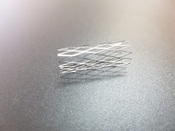 Nitinol bare frame 8 [mm]