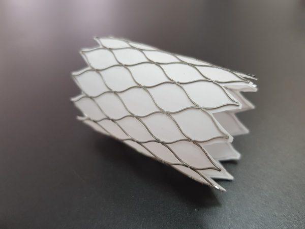 Nitinol Dacron covered frame Ø 28 [mm]